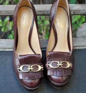 coach shoes and free people dress 001