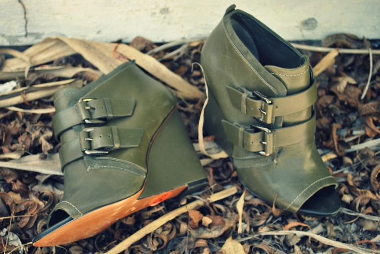 shoes for instagram 003 green